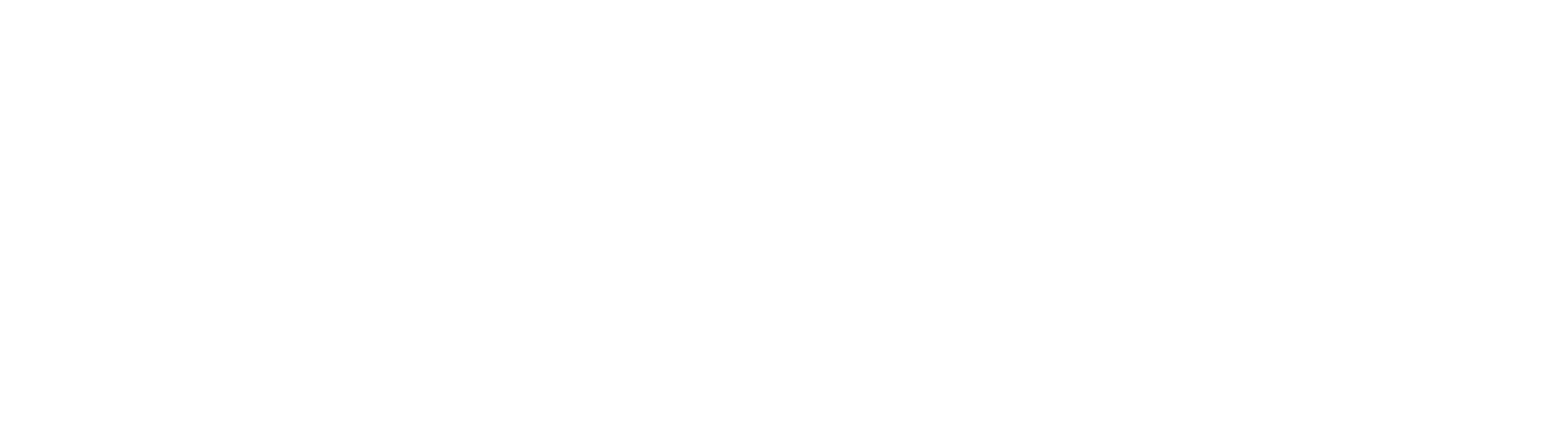 メニューロゴ白